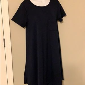 Nice navy dress